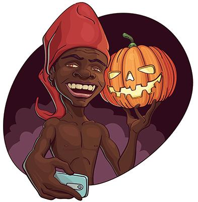Dia do Saci une folclore brasileiro ao Halloween