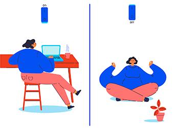 Como você mantem sua saúde?