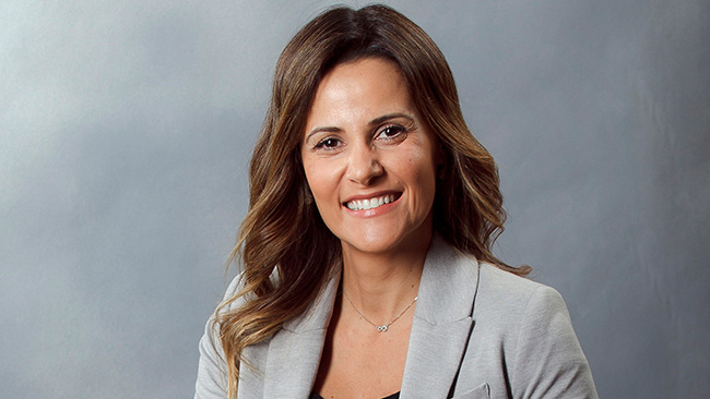 Simone Perretti, gerente de Produtos da Sodexo Benefícios e Incentivos