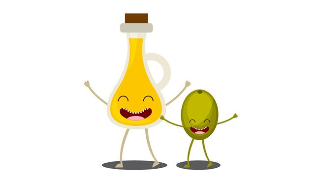Conheça os benefícios do azeite para a saúde