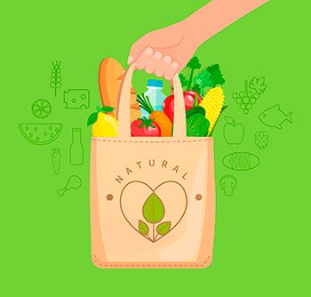 Como ser sustentável na hora de pedir seu delivery