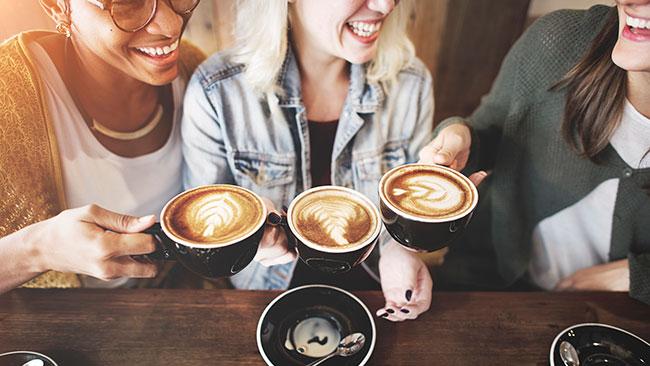 Os benefícios do café para a saúde