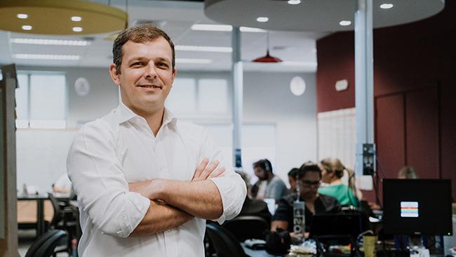 Rodrigo Somogyi, executivo da Sodexo