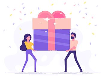 Como oferecer a bonificação do funcionário com cartão multibenefício
