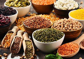Conheça fontes vegetais de proteína e coma menos carne!