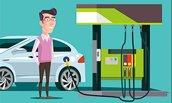 Entenda por que oferecer vale-combustível é melhor do que o vale em dinheiro