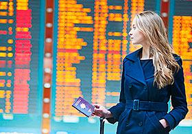 Qualidade de vida para quem viaja a trabalho