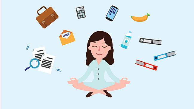 Confira dicas para diminuir o estresse no trabalho