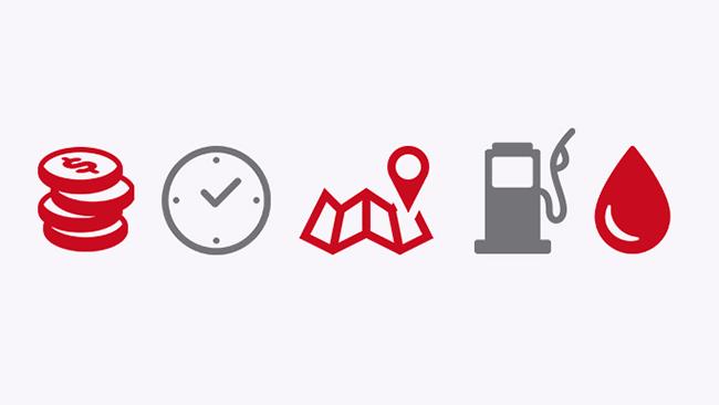 Veja no infográfico como a Sodexo pode ajudar sua empresa a reduzir custos com veículos corporativos