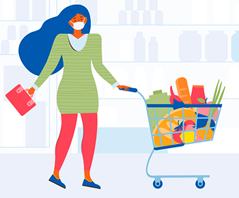 Como gastar menos no supermercado? Dicas aqui