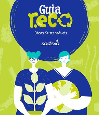 E-book: dicas sustentáveis para o dia a dia