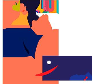 Conheça o Viver Bem, programa de saúde e alimentação saudável da Sodexo