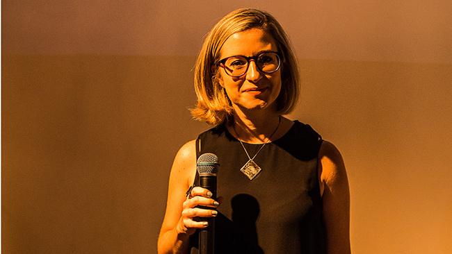 Nana Lima é co-fundadora do Think Eva e diretora de impacto do Think Olga