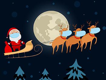 Como comemorar o Natal na pandemia
