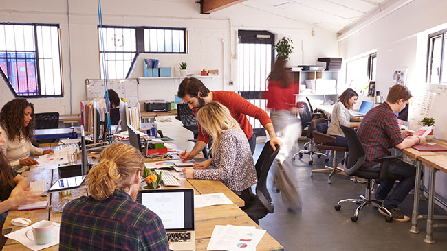 Como construir um ambiente de trabalho focado em pessoas