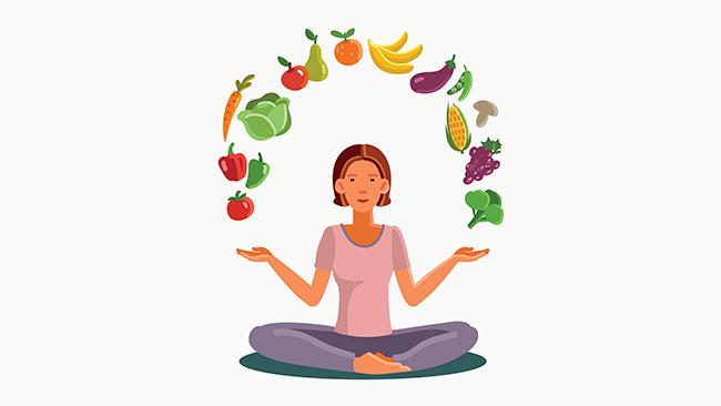 Como ter uma alimentação saudável para a vida toda