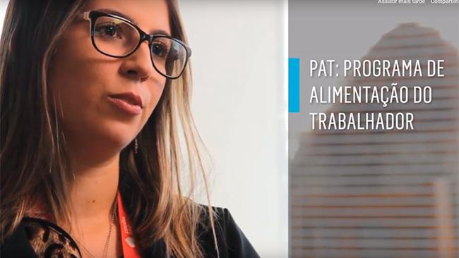 Vídeo explica porque o PAT é importante para os trabalhadores e suas famílias