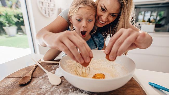 Incentive seus filhos a aprender a cozinhar