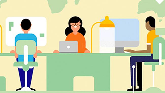 Coworking nas empresas