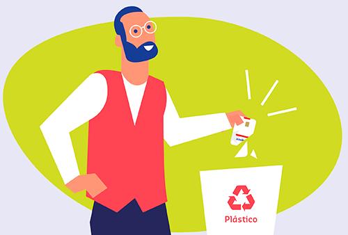 Como separar seu cartão Sodexo para reciclagem