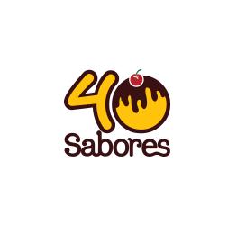 Logo - Sorveteria 40 Sabores - Vila Isabel.png