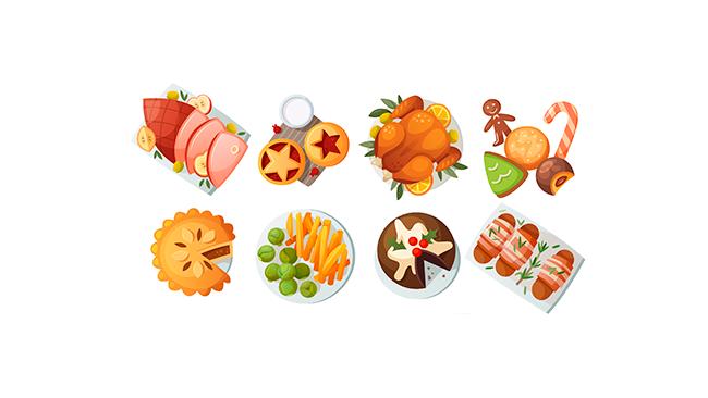 Festas de final de ano: como não exagerar na comida
