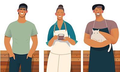 Abrasel e Sodexo oferecem serviço gratuito a bares e restaurantes