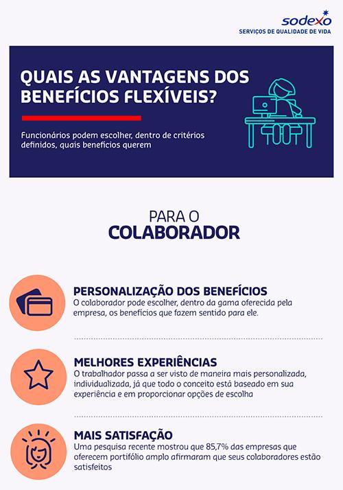 O que são benefícios flexíveis