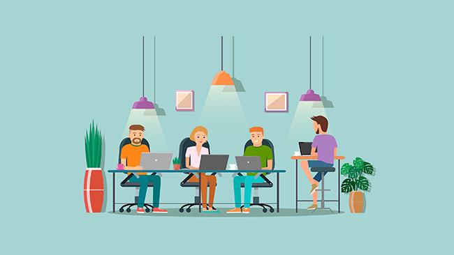 Pesquisa Sodexo diz que millennials preferem trabalhar em PMEs