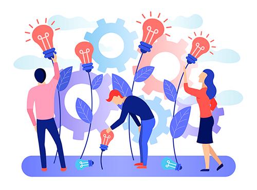Criatividade em quatro lições