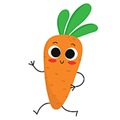 Cenoura faz bem pra saúde - Superalimentos Sodexo