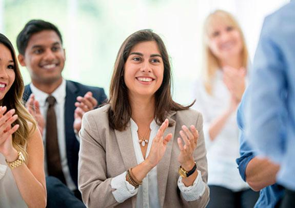 Cartões presente para incentivar e reconhecer profissionais