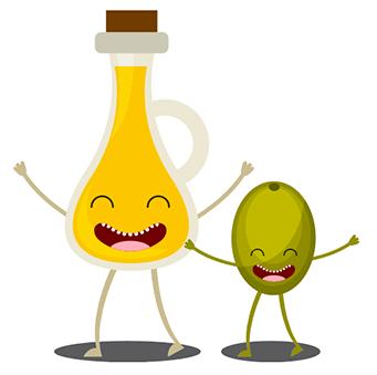 Como o azeite traz benefícios para sua saúde