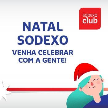 Celebre o Natal com as ofertas do Sodexo Club