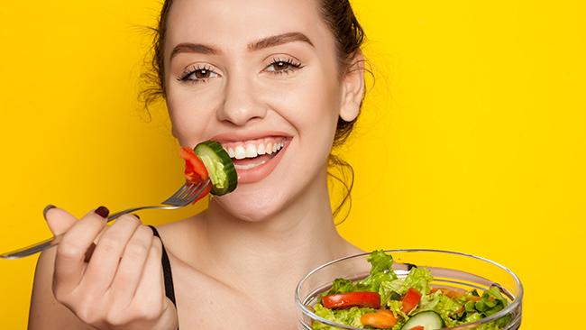 Alimentação saudável para melhorar a imunidade