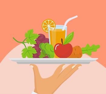 Alimentação saudável - audiolivros para aprender a comer melhor