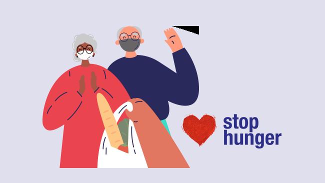 Sodexo apoia ações para combater a fome na pandemia do coronavírus