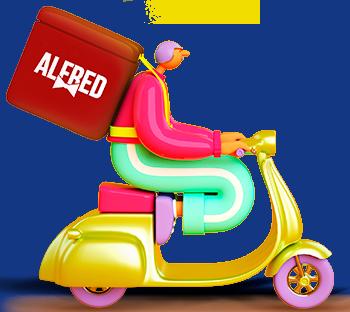 Pague com vale-refeição Sodexo no Alfred Delivery