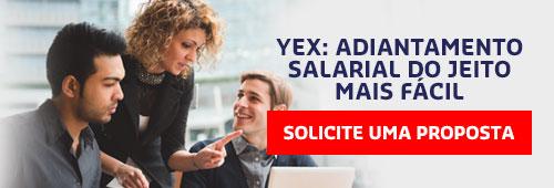 Solicita uma proposta - Adiantamento Salarial