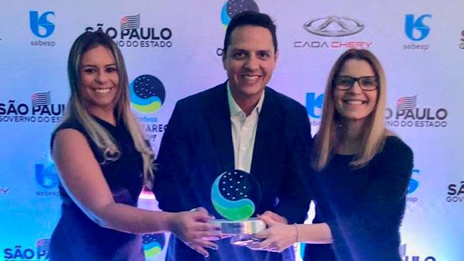 Sodexo ganha Prêmio Conarec 2019