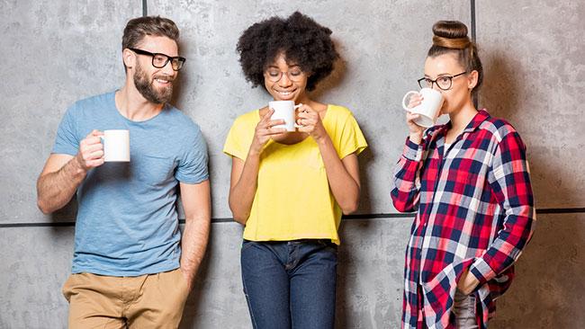 Ter amizades no trabalho deixa você mais produtivo