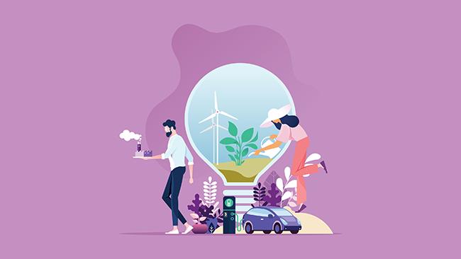 Tenha uma empresa mais sustentável