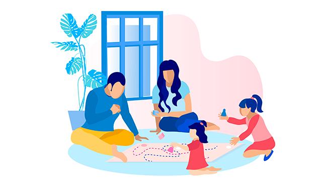 Atividades para fazer com as crianças em casa