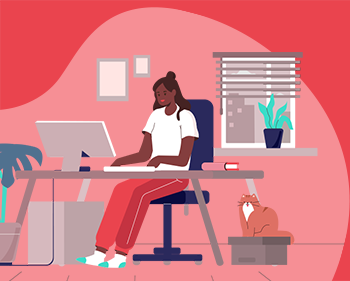 O que pode ser oferecido como benefício de home office?