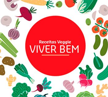 E-book com receitas vegetarianas