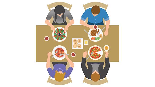 Saiba o valor da refeição na região em que você mora