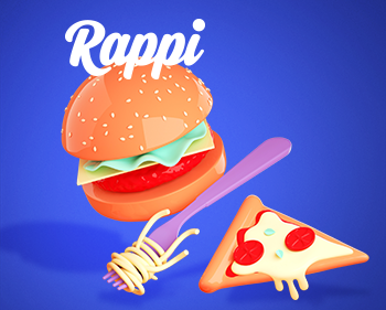 Aproveite a promoção Sodexo e use o cashback na Rappi
