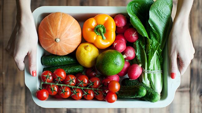 Dicas para uma dieta vegetariana