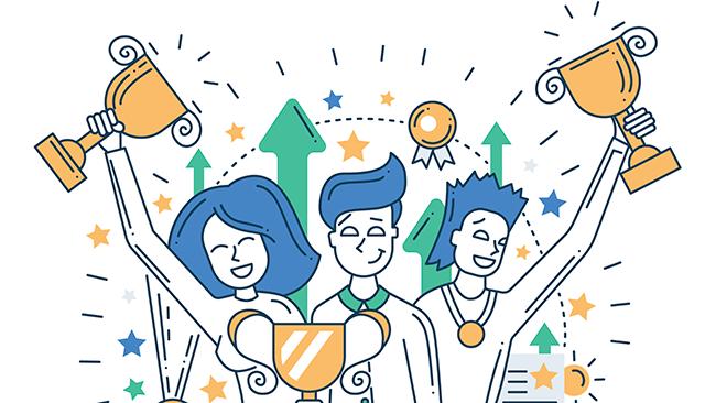 Como fazer uma estratégia de reconhecimento em organizações globais