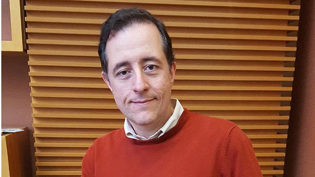 Francisco Sarkis, da área de Customer Care da Sodexo